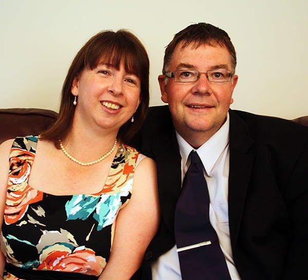 Trevor & Lynette Kay