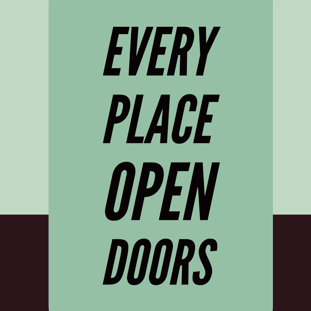 Every Place – Open Doors