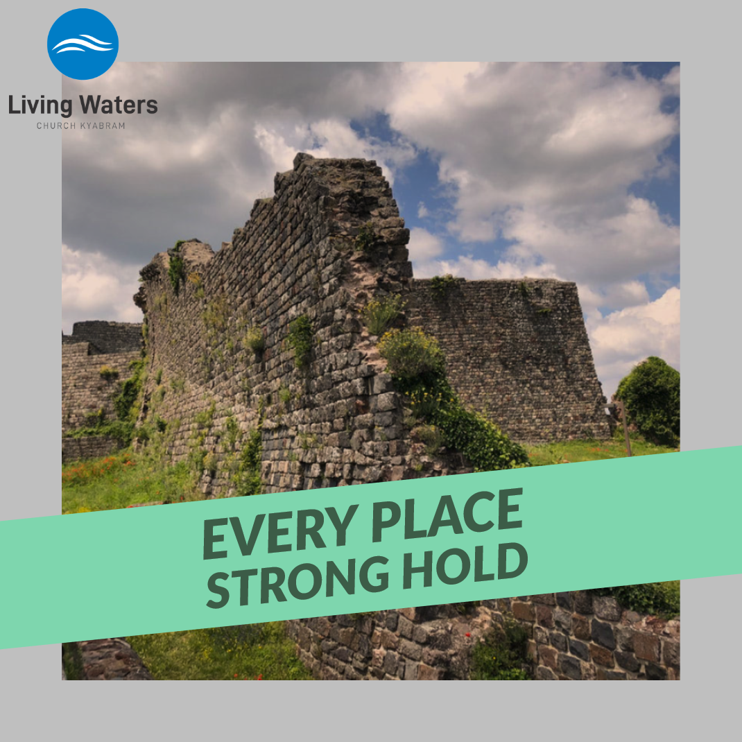 Every Place – Strong Hold