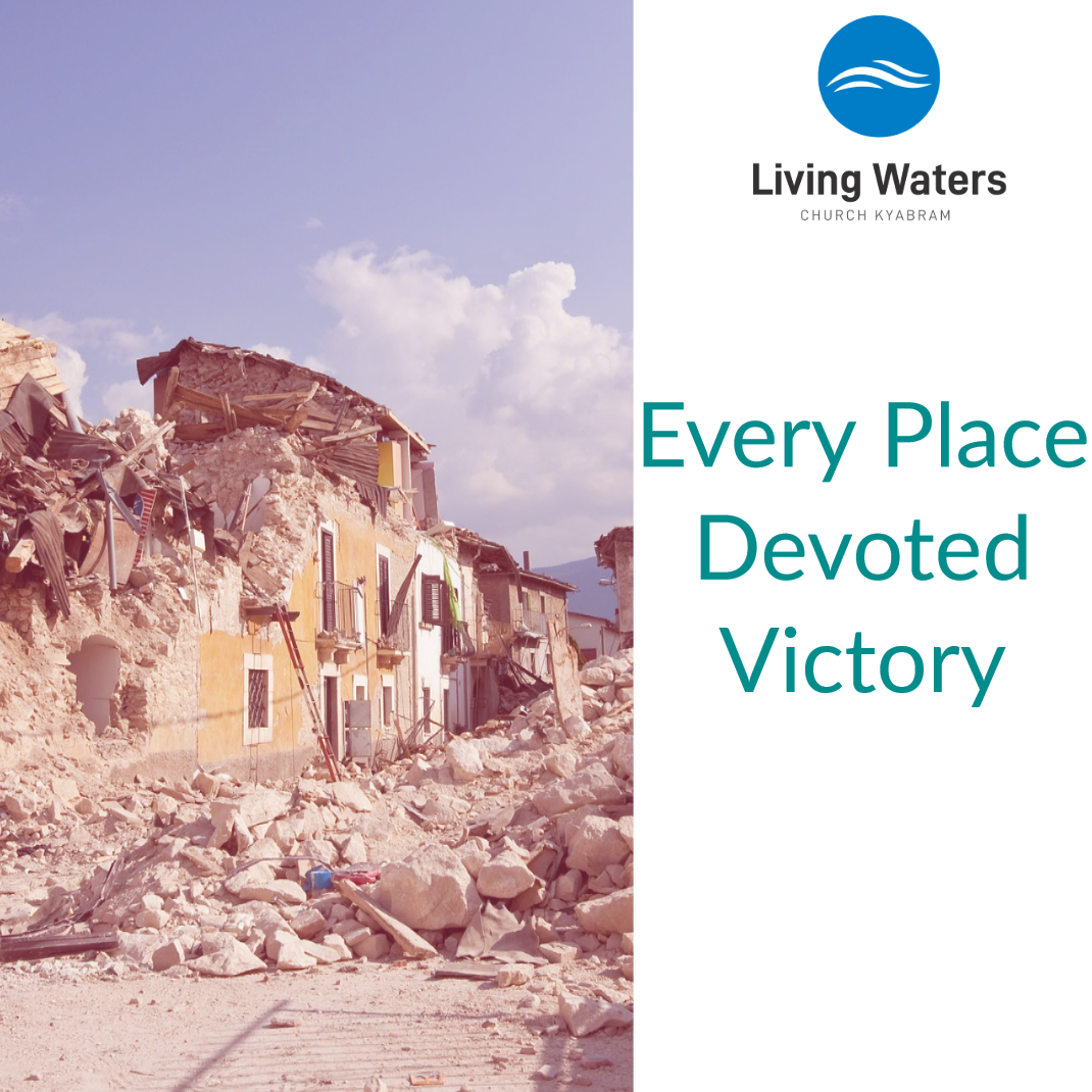 Every Place – Devoted Victory