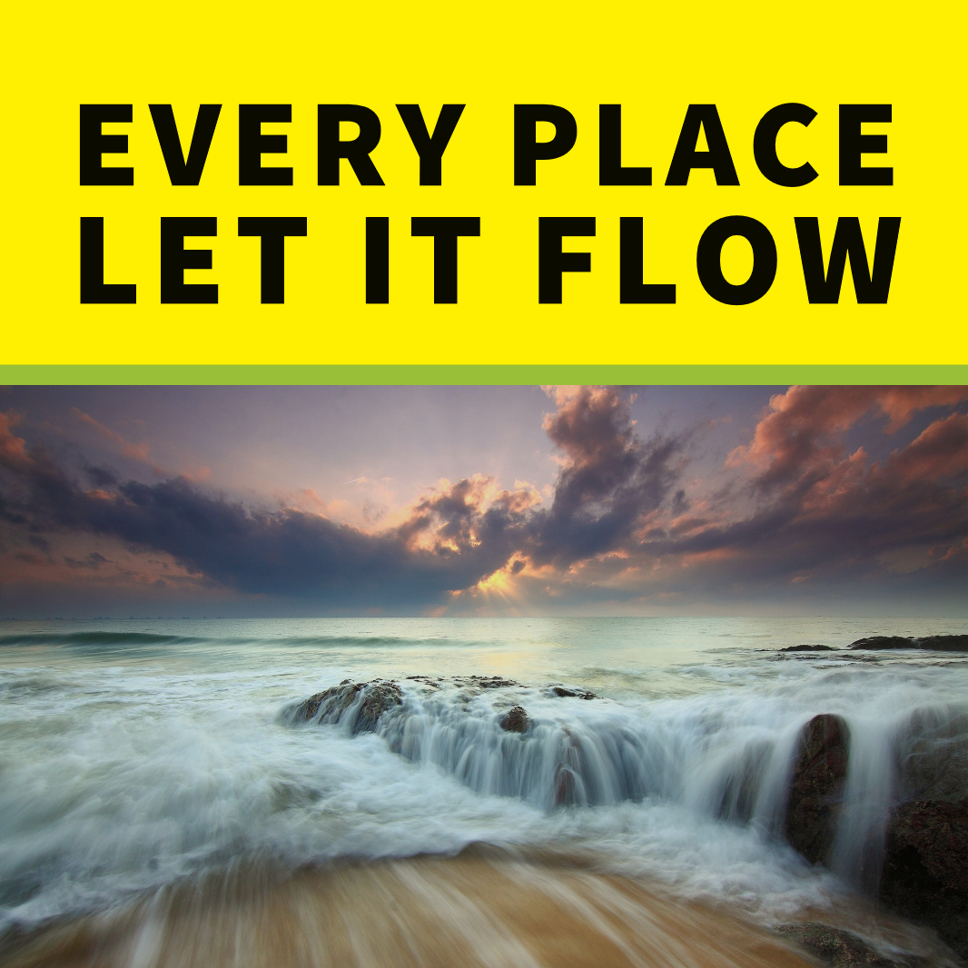 Every Place – Let it Flow